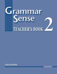 Grammar Sense 2 Teacher's Book Pack