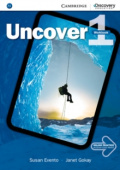 Uncover 1 Workbook with Online Practice