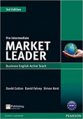 Market Leader 3rd Edition Pre-intermediate ActiveTeach CD-ROM