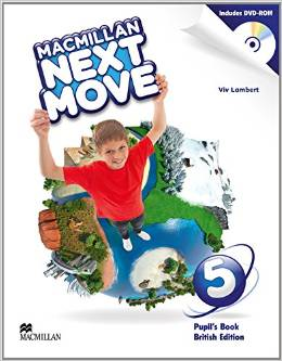 Next Move (Macmillan) Level 5 Student's Book Pack
