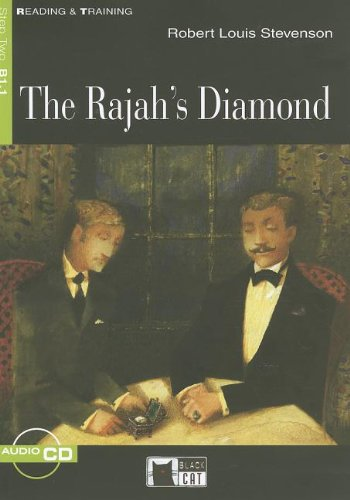 Reading & Training Step 2:  The Rajah's Diamond + Audio CD