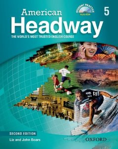 American Headway Second Edition 5 Student Book with Student Practice MultiROM