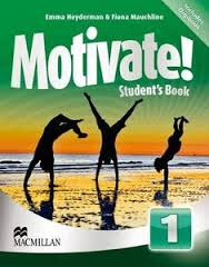 Motivate! Level 1 Student's Book Pack