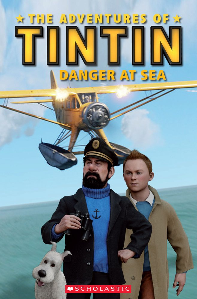 Level 3: The Adventures of Tintin: The Lost Treasure + Audio CD