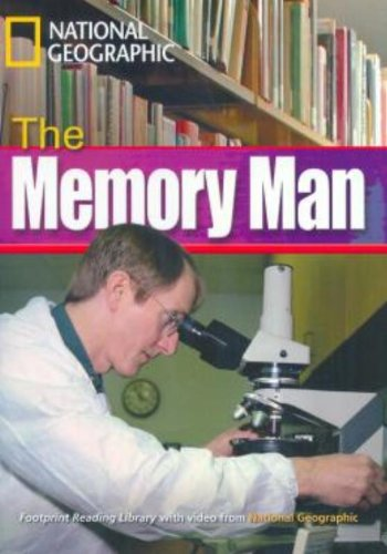 Fotoprint Reading Library A2 The Memory Man