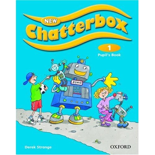 New Chatterbox Level 1 Pupil's Book