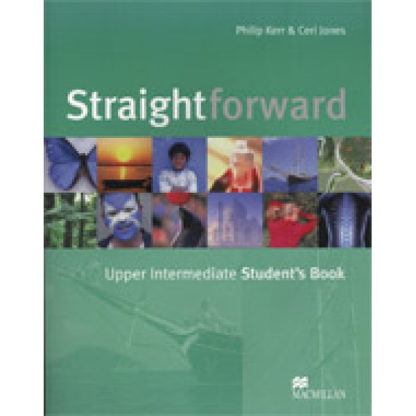 Straightforward Upper Intermediate Student's Book