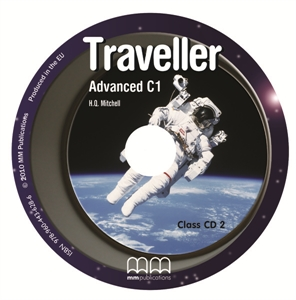 Traveller Advanced C1 Class CDs