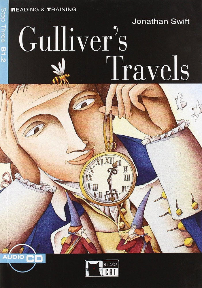 Reading & Training Step 3: Gulliver's Travels + CD