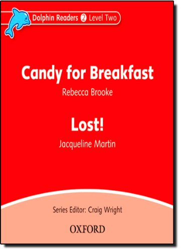 Dolphin Readers 2 Candy for Breakfast & Lost! - Audio CD