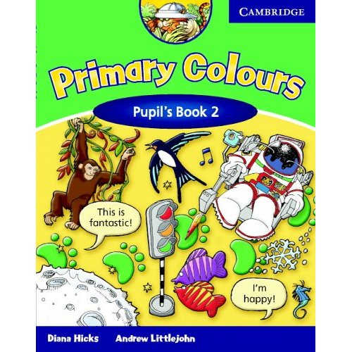 Primary Colours 2 Teacher's Book