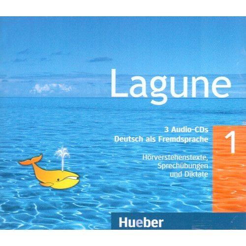 Lagune 1 Audio-CDs (3)