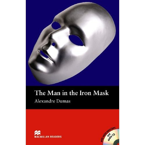 The Man in the Iron Mask (with Audio CD)