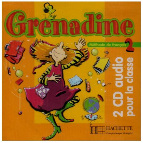 Grenadine 2 - CD audio classe (x2) (Лицензия)