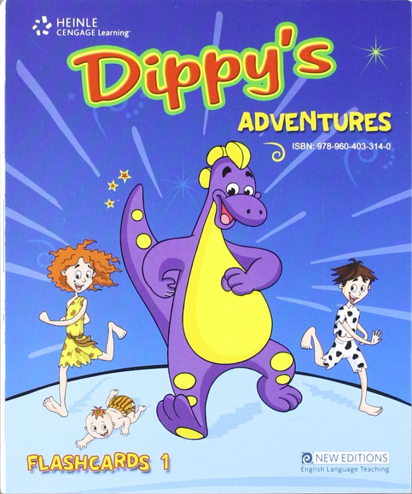 Dippy's Adventures 1 Test Book