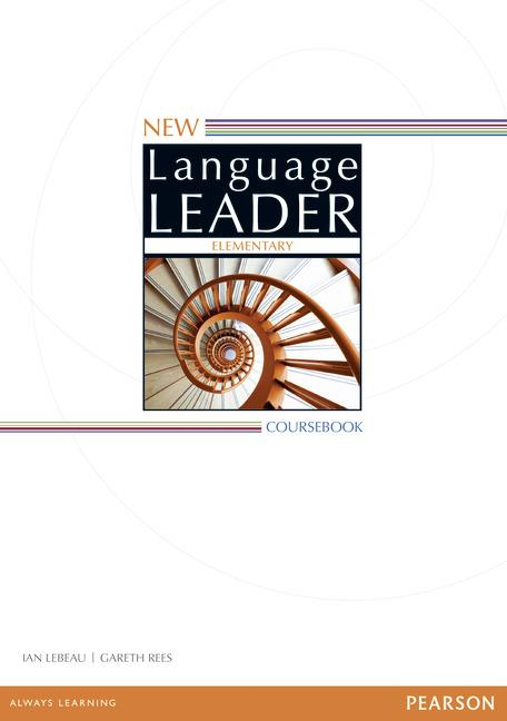 New Language Leader Elementary Coursebook