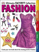 Fashion Ultimate Factivity Collection: Create your own Book about the Amazing World of Fashion