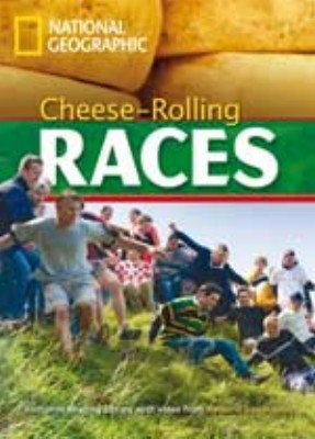 Fotoprint Reading Library A2 Cheese-Rolling Races with CD-ROM