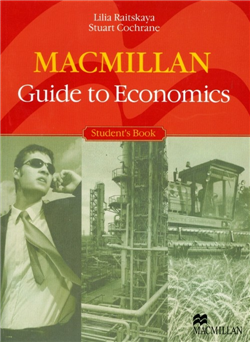 Macmillan Guide to Economics Students Book (+ Audio CD)