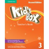 Kid's Box Second Edition 3 Teacher's Book