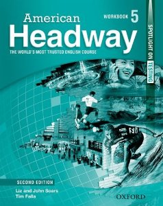 American Headway Second Edition 5 Workbook