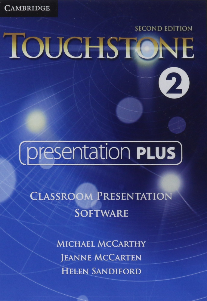 Touchstone Second Edition 2 Presentation Plus DVD