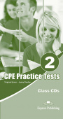 CPE Practice Tests (Revised) 2 Class Audio CDs (set of 6)