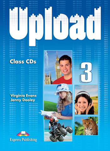 Upload 3 Class Audio CD (4)