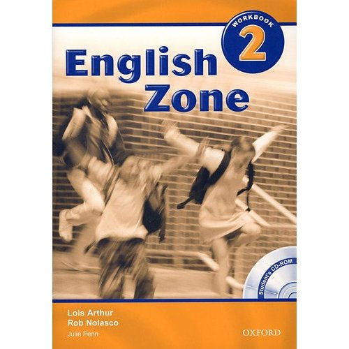English Zone 2 Workbook With CD-Rom Pack