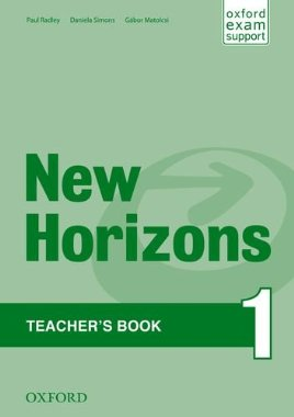 New Horizons 1 Teachers Book
