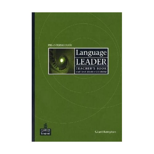 Language Leader Pre-Intermediate Teacher's Book (+ CD-ROM)
