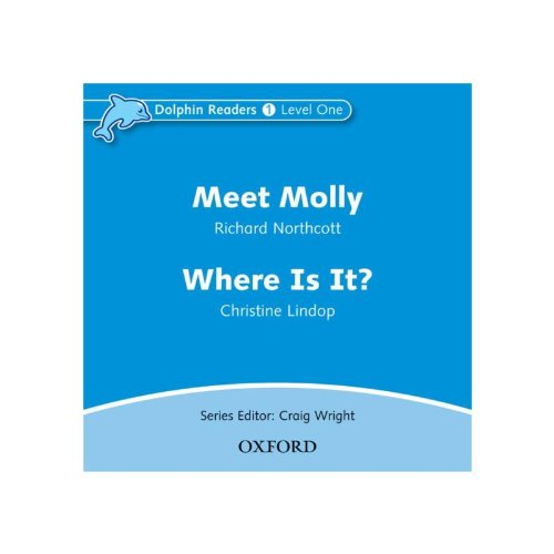 Dolphin Readers 1 Meet Molly & Where Is It? - Audio CD