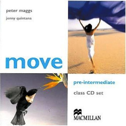 Move  Pre-Intermediate: Class Audio CDs