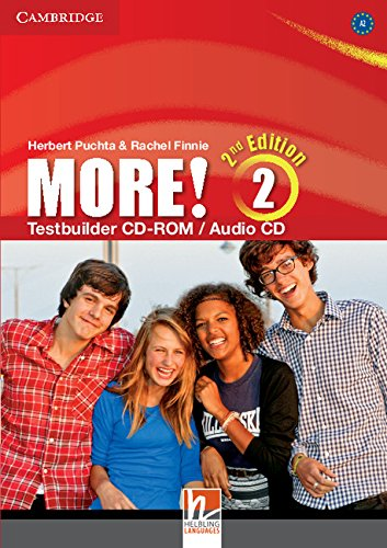 More! Second Edition 2 Testbuilder CD-ROM/Audio CD