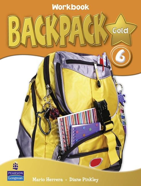 Backpack Gold Level 6 Workbook (with Audio CD)