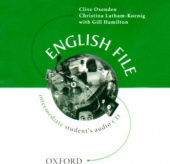 English File 3: Intermediate Student Audio CD