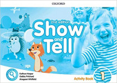 Show and Tell Second edition 1  Activity Book