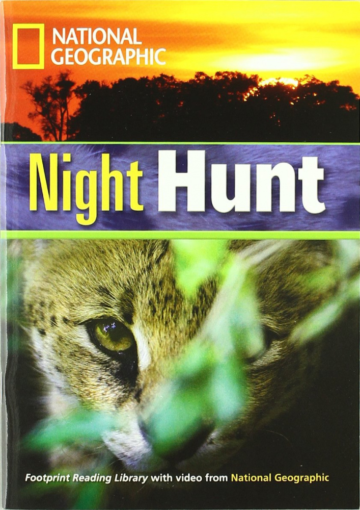 Fotoprint Reading Library B1 Night Hunt with CD-ROM