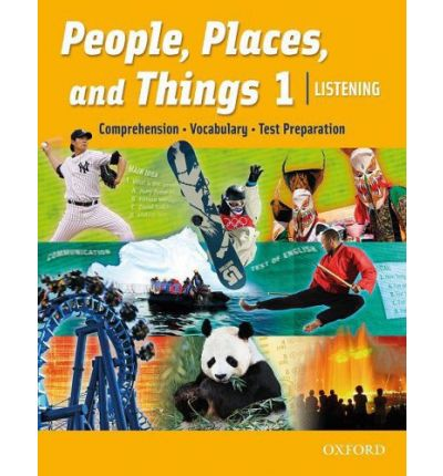 People, Places, and Things Listening 1 Student Book