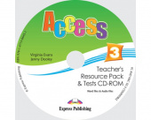 Access 3 Teacher's Resource Pack & Tests CD-ROM