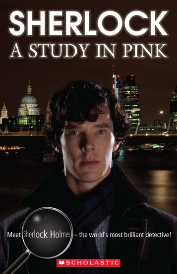 Level 4: Sherlock: A Study in Pink + Audio CD