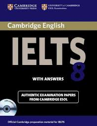 Cambridge IELTS 8 Student's Book Self-study Pack (Student's Book with answers and Audio CDs (2))