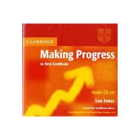 Making Progress to First Certificate Audio CD Set (2 CDs)