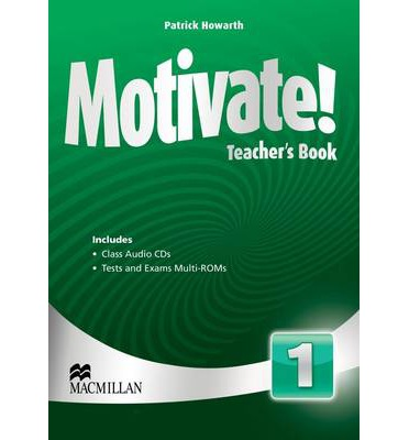 Motivate! Level 1 Teacher's Book Pack