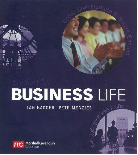 English for Business Life Upper Intermediate Self Guide with CD (2)