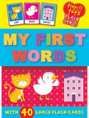 Tiny Tots Flash Cards Box Set: First Words