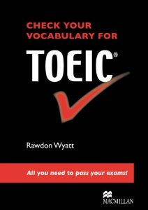 Check Your Vocabulary for TOEIC