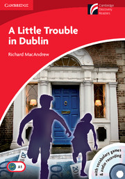 A Little Trouble in Dublin with CD-ROM/Audio CD