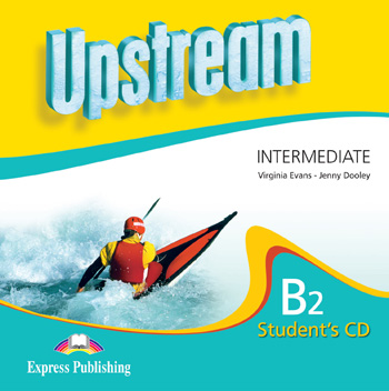 Upstream Intermediate B2 Revised Edition Student's Audio CD