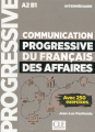 Communication progressive du francais des affaires
